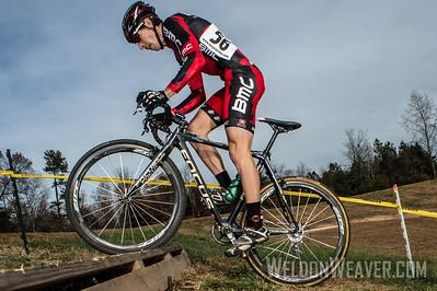 NCCX#7 Statesville, NC.  Kerry Warner.   Photo by Weldon Weaver 2012.