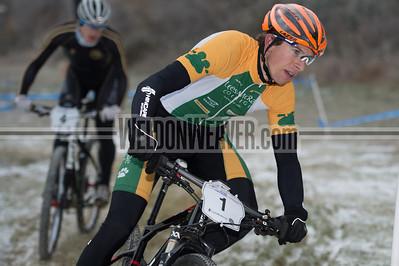 Short Track Division 1 Men.  USA Cycling Collegiate Mountain Bike National Championships Oct. 25 - Beech Mountain, NC.  Photo by Weldon Weaver.