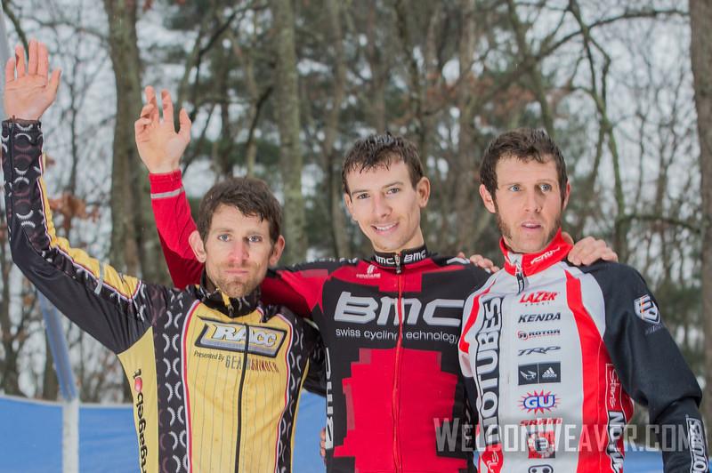 2012 NCCX11 Hendersonville. UCI Elite Men. Photo by Weldon Weaver.