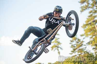 2019 USA Cycling Freestyle BMX  Nationals. Cary, NC. Photo by Weldon Weaver.