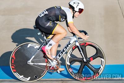 201, Olivia, RAY, SAVANNAH COLLEGE OF ART & DESIGN - SAVANNAH. 2019 USA Cycling Collegiate Track Nationals. Rock Hill, SC.  Photo by Weldon Weaver.