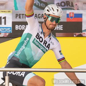 2019 Tour de France. Stage 1 Brussels. Photo by Weldon Weaver.