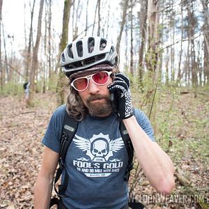 Faster Mustashe Tour de Charlotte.  March 18, 2017. Photo by Weldon Weaver.
