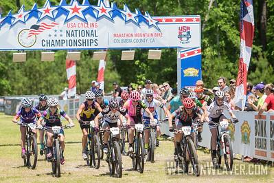 2015 USA Cycling Marathon Nats.  Photo by Weldon Weaver.