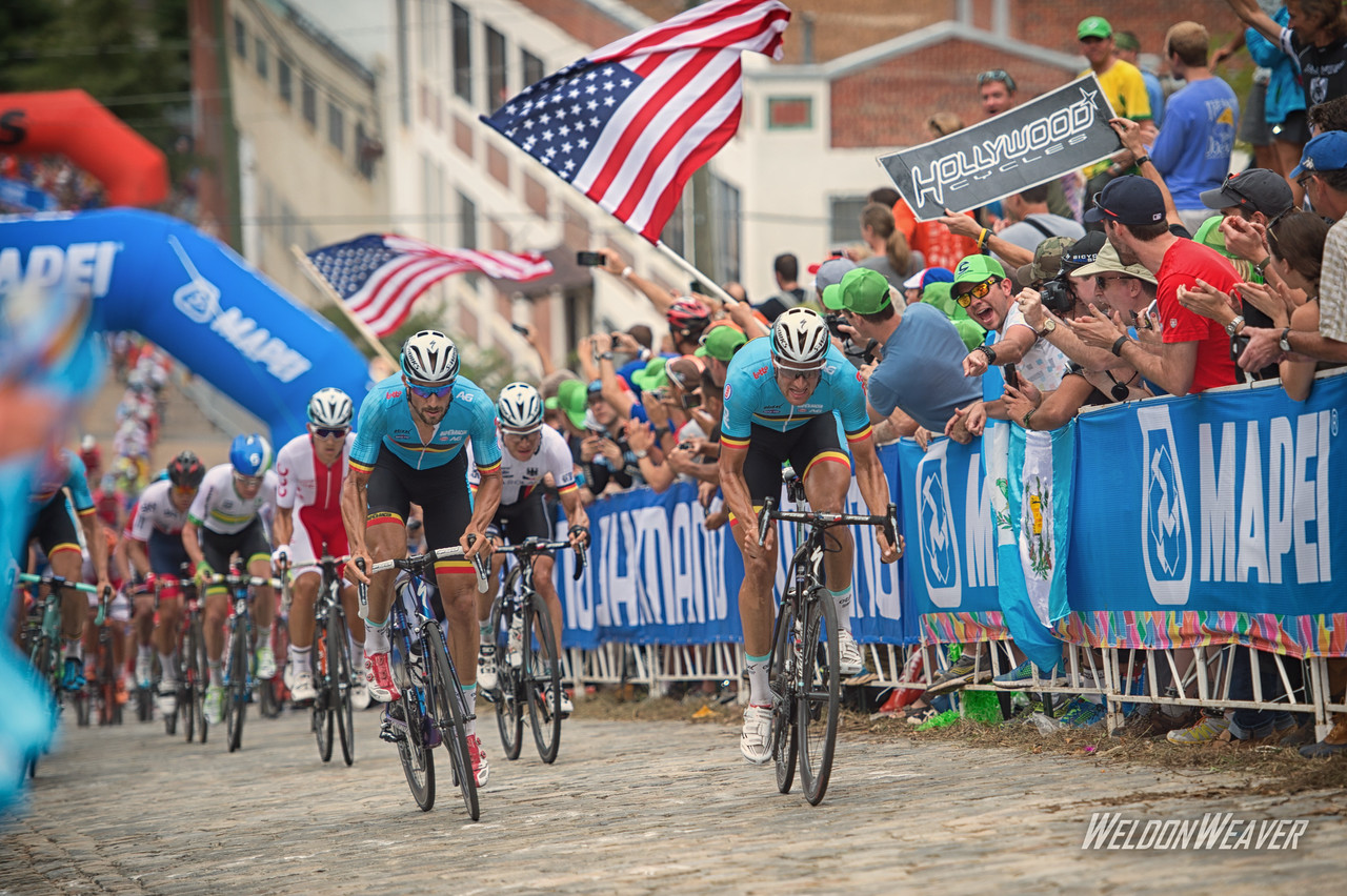 Richmond 2015 WOrld Championships.  Photo by Weldon Weaver.