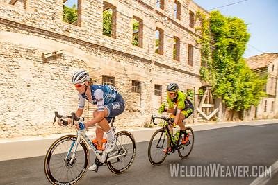 2019 Giro Rosa.  Stage 10. Photo by Weldon Weaver.