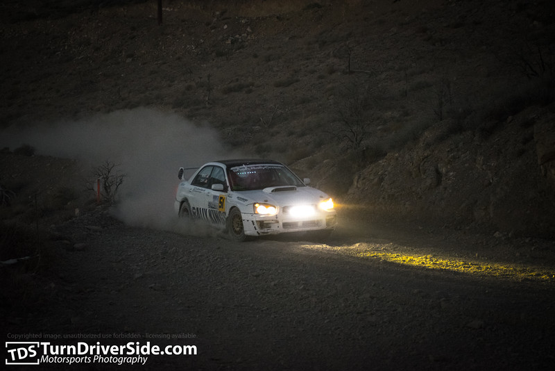 Jason Lee Copt Jr killing it in the Rally Kings #51 car.