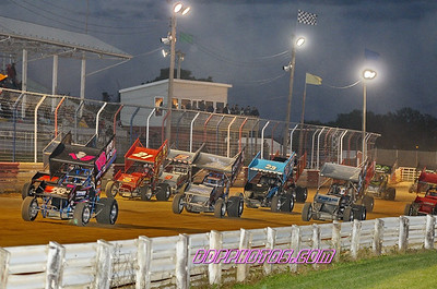 Selinsgrove Speedway May 25th 13