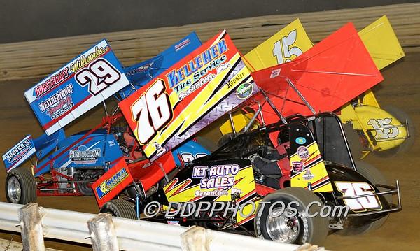 Selnsgrove Speedway 8-24-13