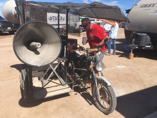 Sonora Rally 2018 - Day 4 - Dooley considering a 2019 Sonora Rally sidecar entry