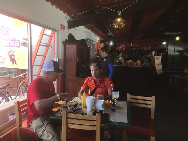 Sonora Rally 2018 - Day 4 - Bahia Kino brain trust meetings