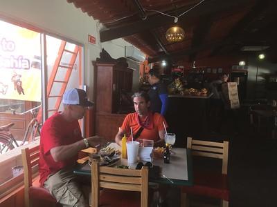 Sonora Rally 2018 - Day 4 - Bahia Kino brain trust meetings