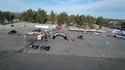 Sonora Rally 2018 - Day 1 - El Bosque Setup 2