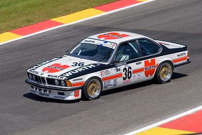 BMW 635 CSi 1984