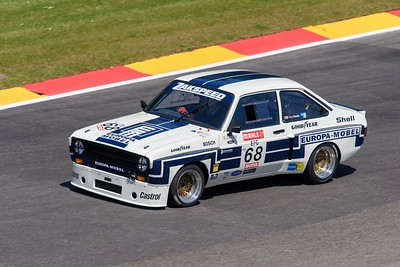 FORD Escort RS Zakspeed 1975