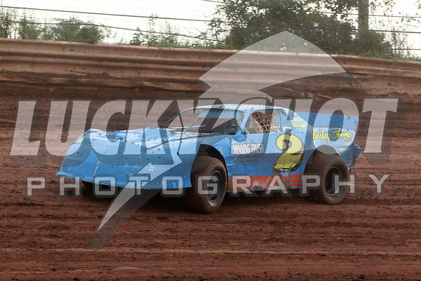 8-11-12 Susky Big Track-Junkins-Lucky Shot Photo