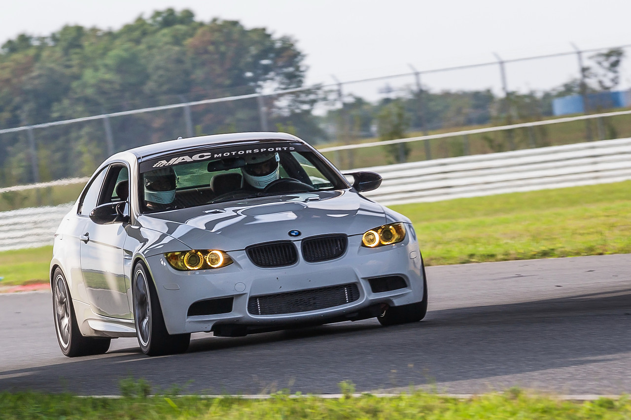 "Driving VAC Motorsports 650hp BMW M3 at New Jersey Motorsports Park ""Lightning"" course."