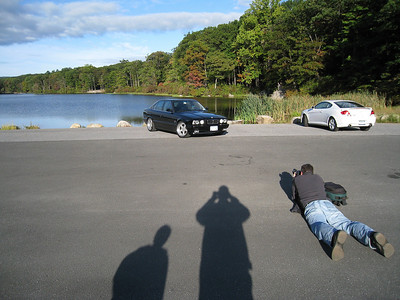 Photo by Jonathan Boice (owner of the Dinan 540i I'm shooting)
