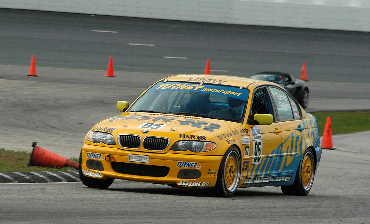 In the Turner Motorsport Grand Am Cup 330i at NHIS, 2006.