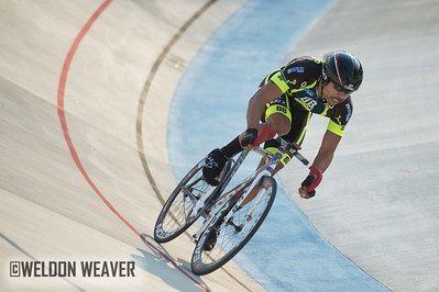 July 6, 2012 Giordana Velodrome, Rock Hill, SC.  A&B Racers