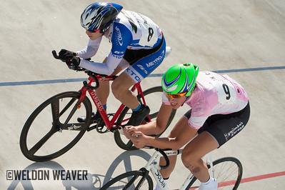 2012 SC/NC Track State Championships. Omnium.  Rock Hill, SC.