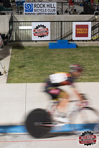 Red Rider Classic.  Giordana Velodrome. Rock Hill, SC.  Photo by Weldon Weaver.