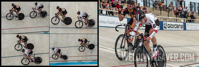 Marhenka v Marhenka.  2013 Red Rider Classic.  Photos by Weldon Weaver.