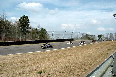WKA Big south road racing BMP Barber Motorsport park Birmingham AL 4/2/06