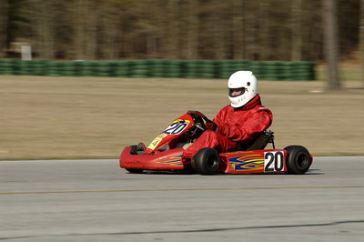 wka kart cmp big south series 3/18/06