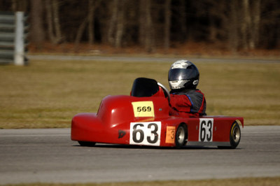 williams wka kart cmp big south series 3/18/06