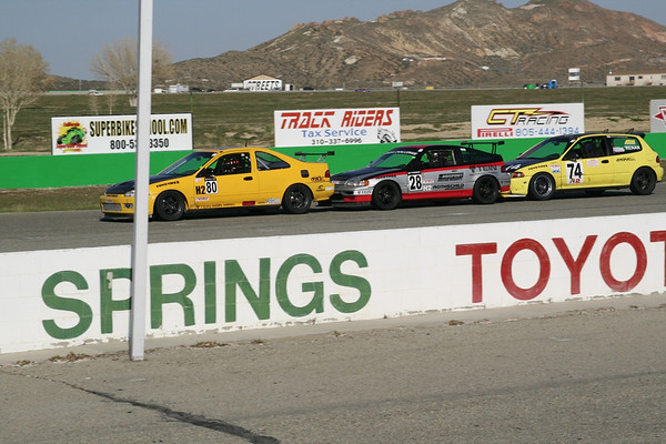 Willow Springs Feb 2009