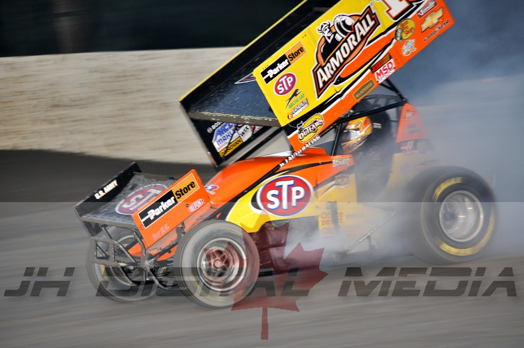 2010 World of Outlaws - Night 2 (25)