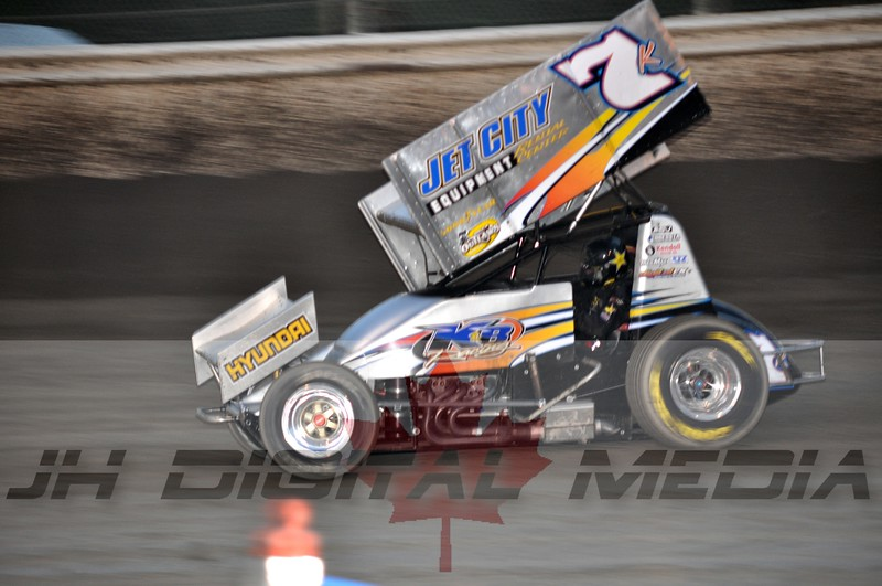 2010 World of Outlaws - Night 2 (13)