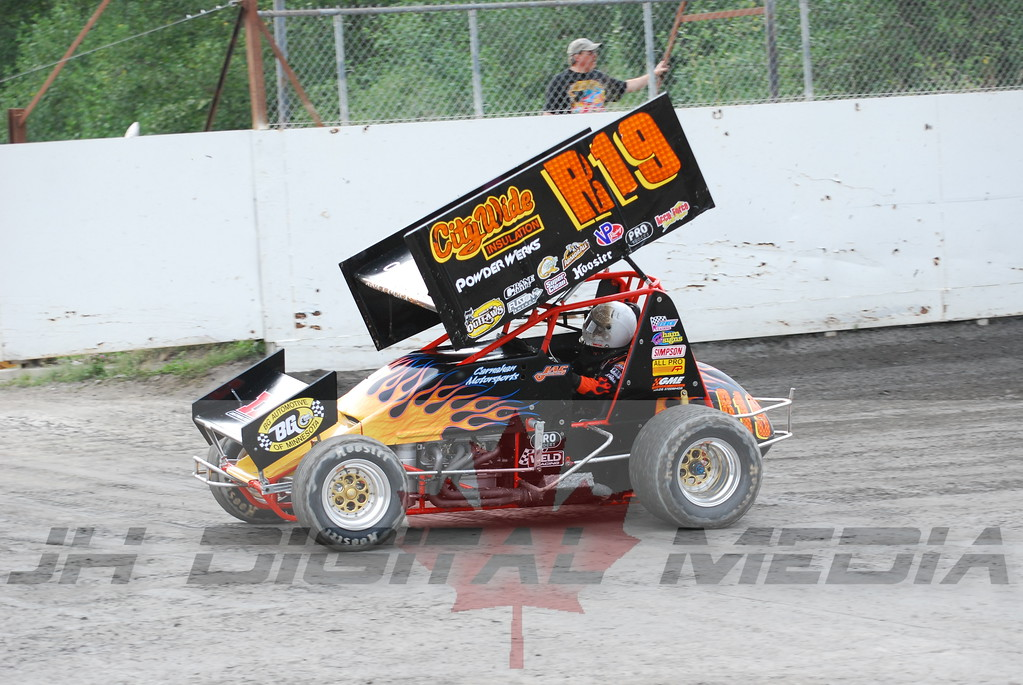 World Of Outlaws Night 1 - 009