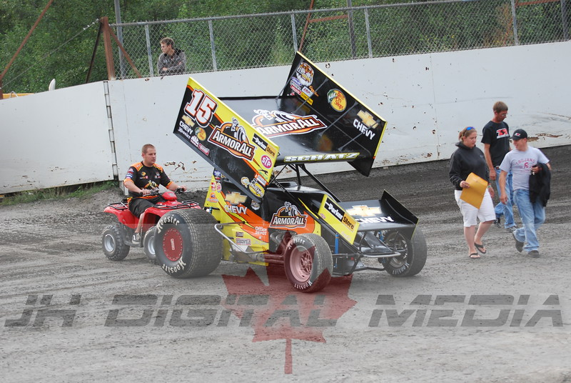 World Of Outlaws Night 1 - 021