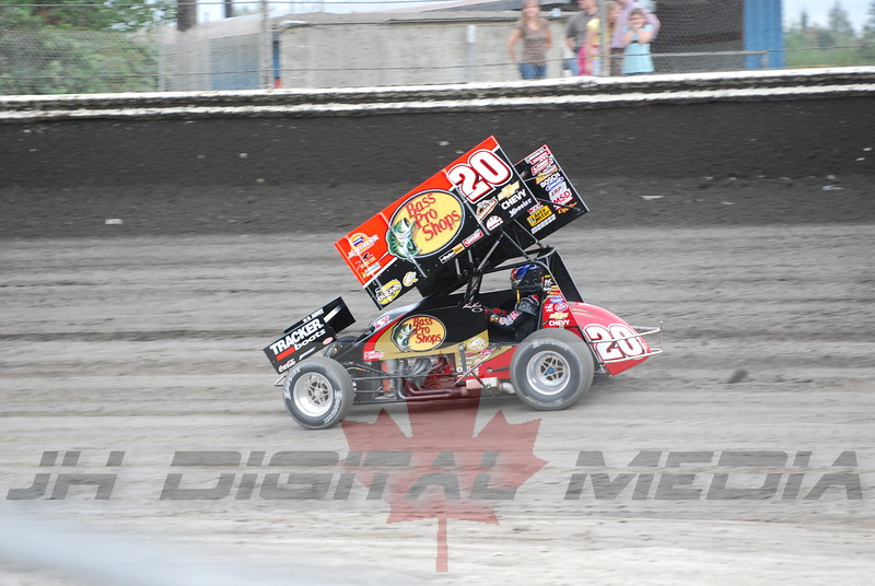 World Of Outlaws Night 1 - 025