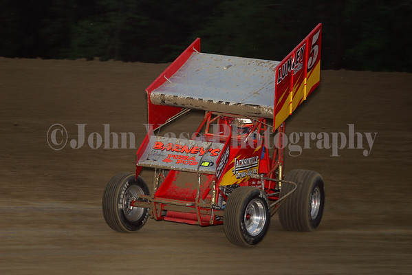 Sprint Invaders 34 Raceway 7-3-06