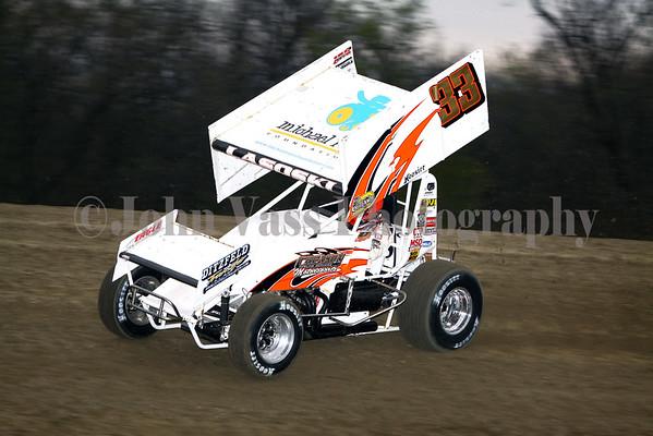 MOWA 410 Sprints - 34 Raceway