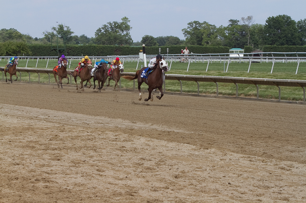 Golden Odessy takes the lead