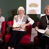 Panel - Hannie Maasdijk (NETH), Genny Haynes (UK), Kathy Smoke (US)