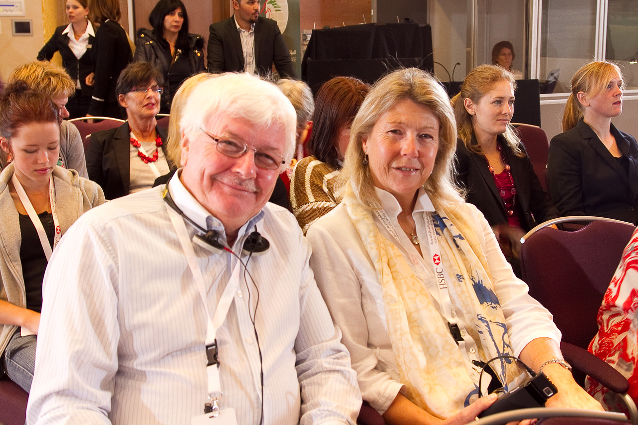 Dr Andrew and Heather Daglish