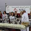 Ladies Fegentri prize giving with Sami Al Boenain and Susanna Santesson