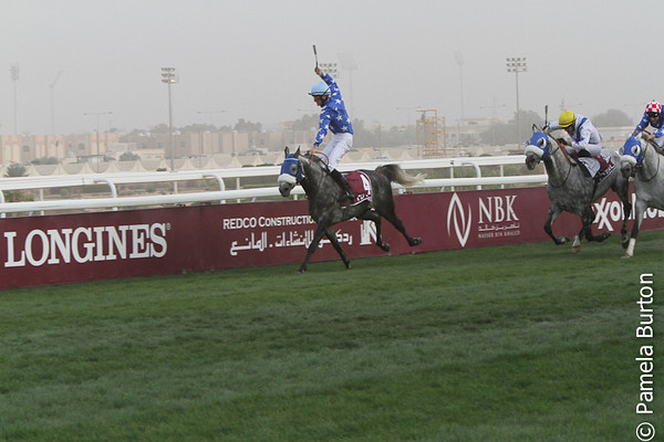 Aziz ASF with Darren Williams wins Emir's Sword