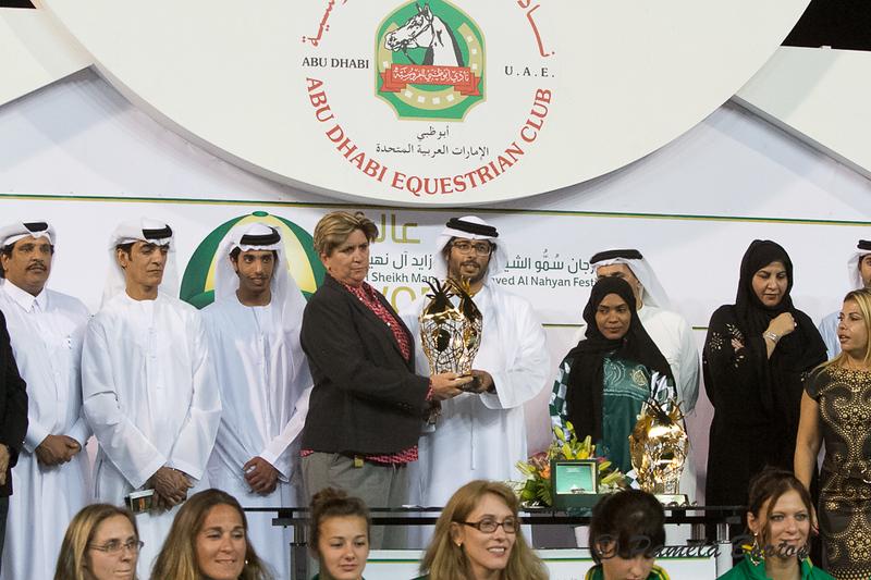 119. Jaci Wickham trophy