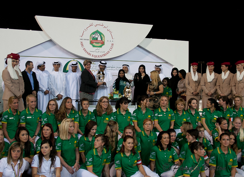 136. Kareem W'rsan, Jaci Wickham trainer, Salima al Taleel, Oman rider