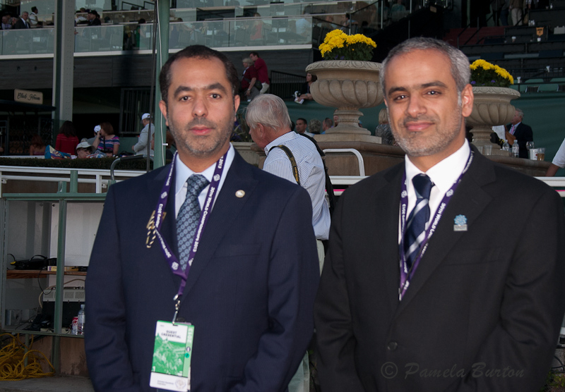 6. (l) Faisal Al Ali, Emirates Equestrian Federation and Abdulla Ali Al Saboosi, General Consul UAE Los Angeles