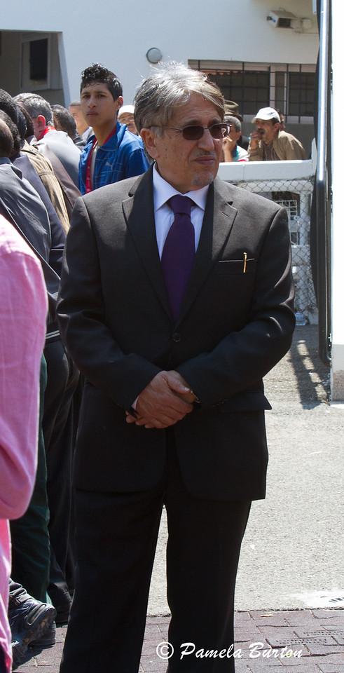 Dr. Said Wafa, President Libyan Arabian Horse Society (LAHBS)