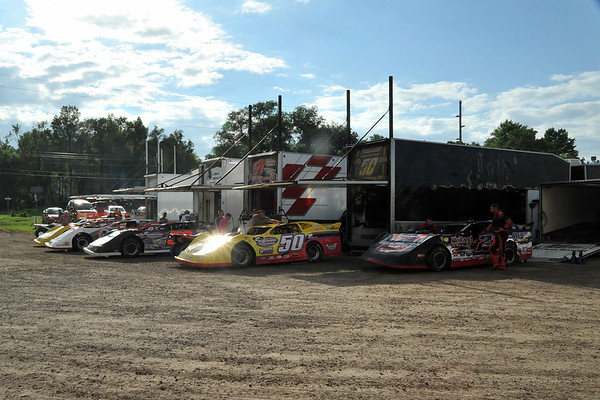 2013 06-29 MLRA/CBC Late Models Adams County Speedway