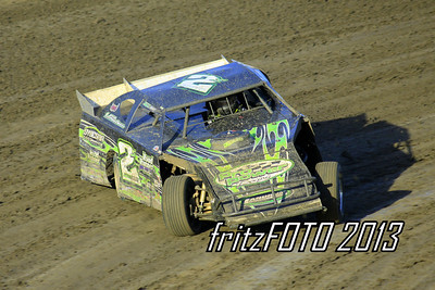 Stormy Scott @ RPM Speedway, USMTS racing action. 6-28-13