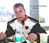Jeremy Frankoski at lunch